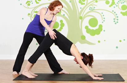 Yoga instruktør